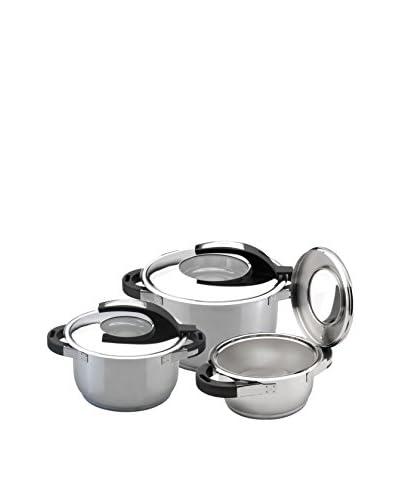 BergHOFF Virgo 6-Piece Stainless Steel Cookware Set