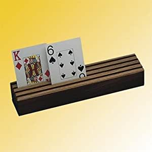 Hardwood Card Holder