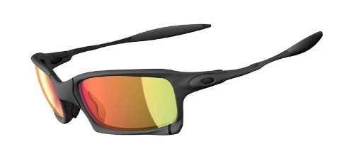 Oakley X Squared Sunglasses X Metal / Ruby Iridium