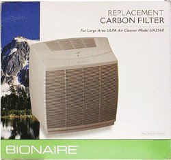 Bionaire A2562C-CS Carbon Filter, 1 per package