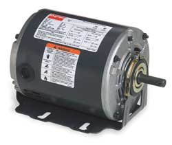 Dayton 5K261 Motor, 1/3 Hp, 60Hz, Belt