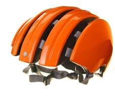 Carrera Foldable Helmet Orange M/L