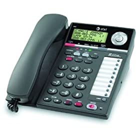 AT&T 993 Corded 2-Line Speakerphone