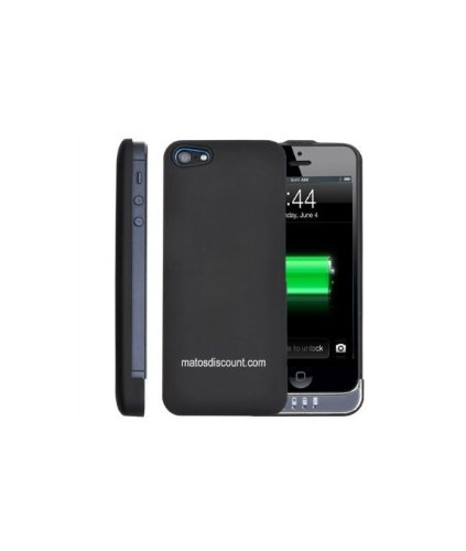 coque batterie pour iphone 5 2200 mah smartphone destock. Black Bedroom Furniture Sets. Home Design Ideas