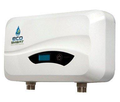 "Ecosmart Water Heater 1/2 Gal. 208/240 V 7 "" X 11 "" X 3 """