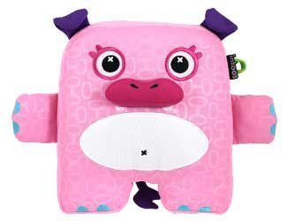 Inkoos Medium Plush Pink Inkoo with Markers