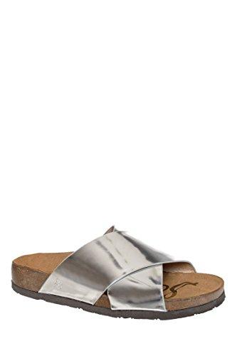 Adora Slide Flat Sandal