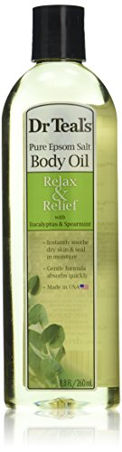 Dr. Teal's Bath Additive Eucalyptus Oil, 8.8 Ounce 8.8 Ounce Bath