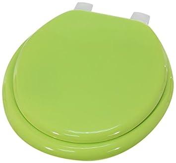 Jja 105681 abattant abattant mdf vert bricolage m281 - Abattant wc foir fouille ...