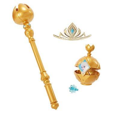 Frozen Elsa Coronation Costume Set - tiara, scepter, ball