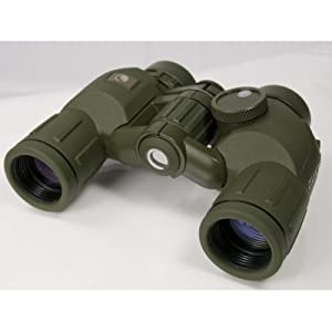 Celestron Cavalry 7x30 Binocular with Compass and Reticle