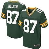 Green Bay Packers Jordy Nelson Green On Field Jersey Size 52 (2X-Large)