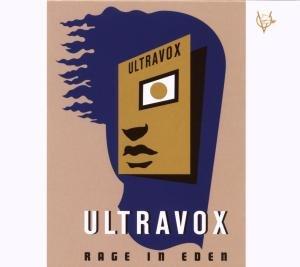 Ultravox - Rage in Eden: Remastered Definitive Edition - Zortam Music