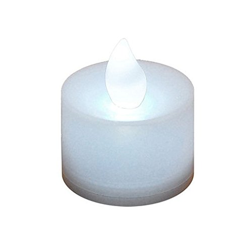 Battery Operated Led Lights - Ultra Bright White - 12 Ct.