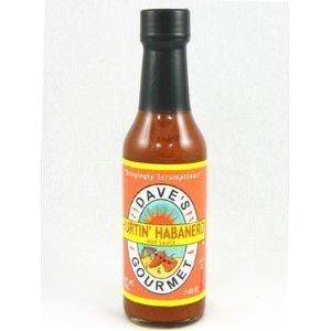 Daves Gourmet Sauce Hurtin Habanero 5 oz