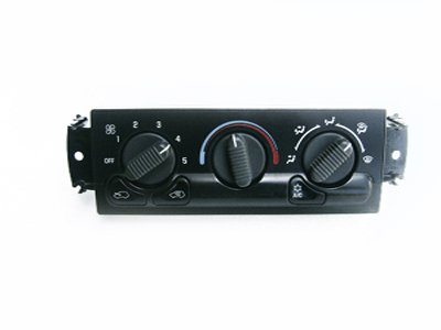 1999 - 2002 Chevy Silverado GMC Sierra A/C Heater Climate Control / Temperature Control W/O Rear Defrost OEM P/N 09361355 15054697 15753264 (95 Chevy Truck Dash compare prices)