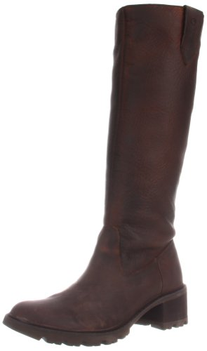 Rockport Women's Anna Pull On Boot Luggage Knee High Boot K58578 3 UK