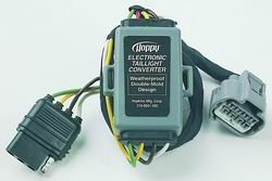 Hoppy Hitch Wiring Kits for 2000 - 2000 Toyota Tundra