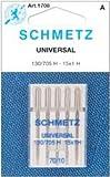 Universal Machine Needles-Size 10/70 5/Pkg