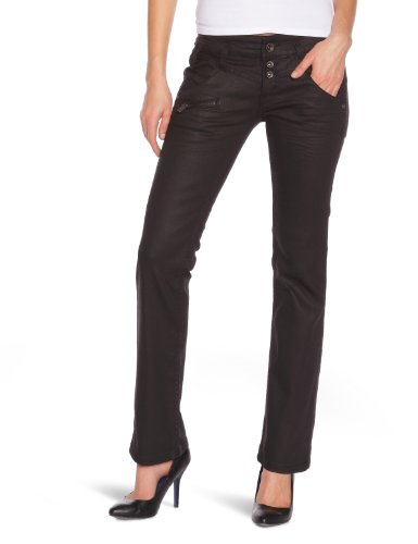 309da40316 Femme Jeans: Freeman T.Porter - Colorado - Jean - Femme - Noir ...