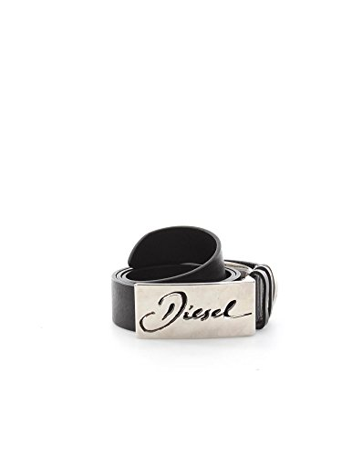 DIESEL 00CGK3 00NAV BLACK CINTURE Donna BLACK 90