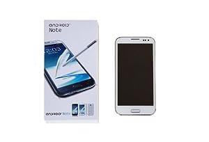 CUPPON N7100 Note II 5.5 pulgadas 1 Gb RAM Android 4.1 MTK6577 1.2 Ghz GPS,WiFi,3G,Cámara 8Mpx Envio inmediato por DHL