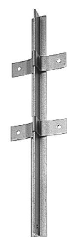 212438 gah alberts palo per recinzioni profilato a t. Black Bedroom Furniture Sets. Home Design Ideas