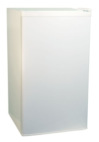 Haier HNSE032 3.2 Cubic Feet Refrigerator/Freezer, White