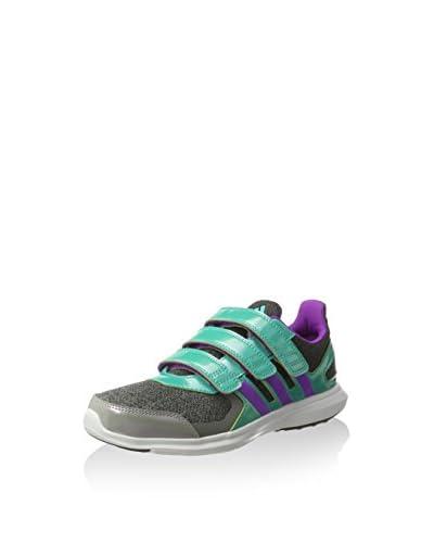 adidas Sneaker Hyperfast 2.0 [DGREYH/SHOPUR/SHKMIN]
