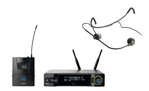 Akg Pro Audio Wms4500 Cm311 Set Bd1 Wireless Headset Microphone