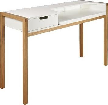 habitat farringdon bureau blanc naturel cuisine maison m535. Black Bedroom Furniture Sets. Home Design Ideas