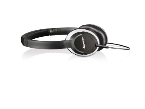 Bose OE2 audio headphones - Black