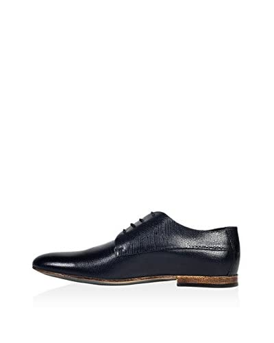 Mister Coben Zapatos derby Azul Marino
