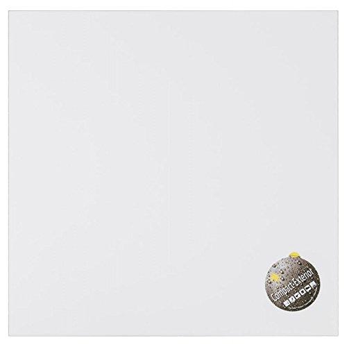 Polímero de mesa LILAS cuadrado superior (blanco)