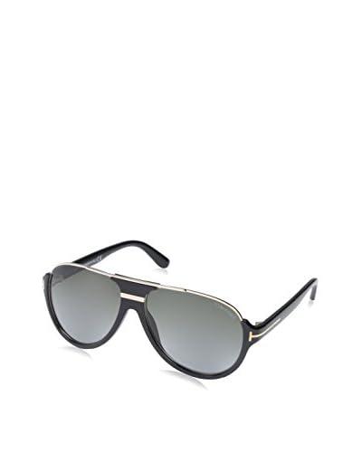 Tom Ford Women's TF0334 Sunglasses, Shiny Black