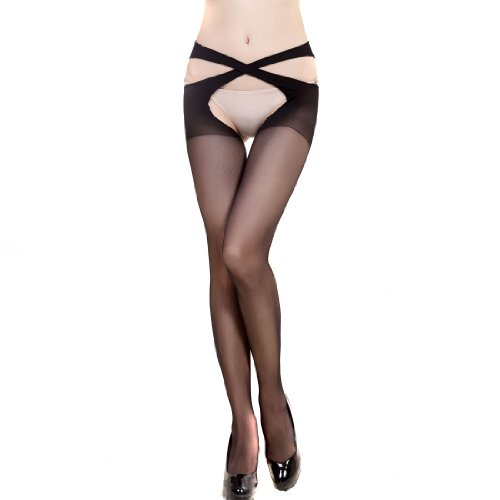 ECOSCO Women Sexy Tights Stockings Leggings Socks Sheer Lady Pantyhose,036