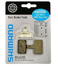 Buy Low Price ACTION BRAKE DISC PADS SHIMANO DEORE FITS 515 & 525 (B001AZJZLO)