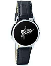 BigOwl Bike Is My Reality Analog Men's Wrist Watch 1293804526-RS1-W-BK1