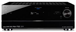 Sony STR-DN1000 7.1-Channel Audio Video Receiver (Black) (Discontinued by Manufacturer)