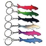 Shark Bottle Opener Keychain - 2 Pack