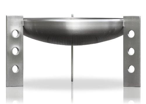 Edelstahl Feuerstelle, Ø 70 cm, RICON, deutsche Herstellung online bestellen