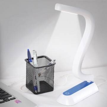 Led Usb Touch Dimming Table Light Eye Protection Reading Lamp