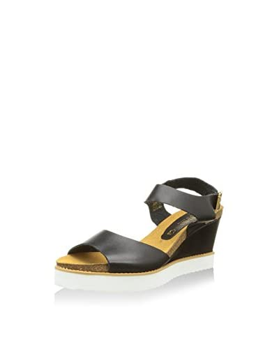 KIBEI Sandalo Zeppa [Beige]