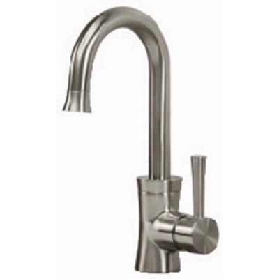 Pegasus FS1A5067BNV Luca Single Bar Faucet, Brushed Nickel