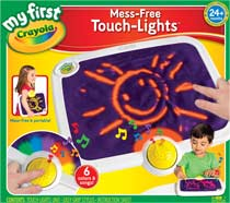 Crayola Touch Lights