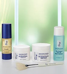 Distinction Non Surgical Face Lift Kit (5 Piece Kit) By Leigh Valentine
