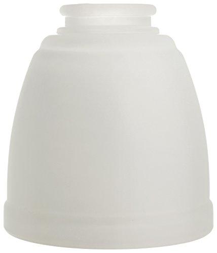 Hunter Fan 99042 2 1/4-Inch Accessory Glass, Cased White, 4-Pack (Hunter Fan Light Cover compare prices)