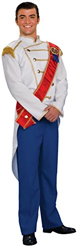 Forum Novelties Inc - Charming Prince Adult Costume