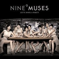 Nine Muses 1st Single - Let's Have a Party