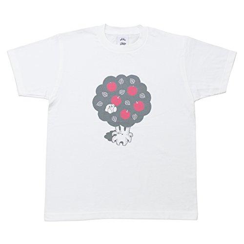 【Amazon.co.jp限定】星のカービィTシャツ ピュアホワイト (ウィスピーウッズ) Mサイズ